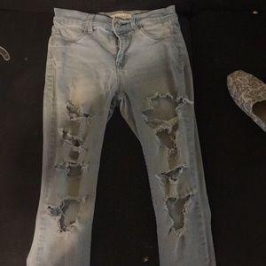PacSun Pants - Skinny jeans